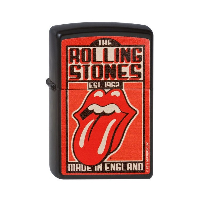 ZIPPO ROLLING STONES MADE IN ENGLAND 2205.22662