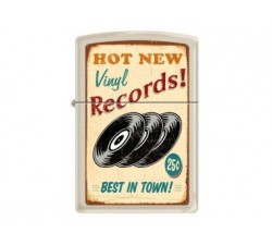 ZIPPO HOT NEW VINYL RECORDS