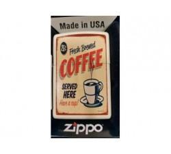 ZIPPO FRESH BREWED COFFE 22890 VINTAGE