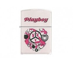 ZIPPO PLAYBOY EDICIÓN LOVE AND PEACE