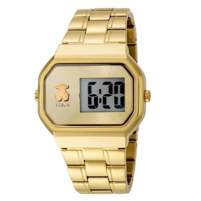 Reloj 600350300 D Acero Bear Dorado Tous Digital Ip QExoBeCrdW