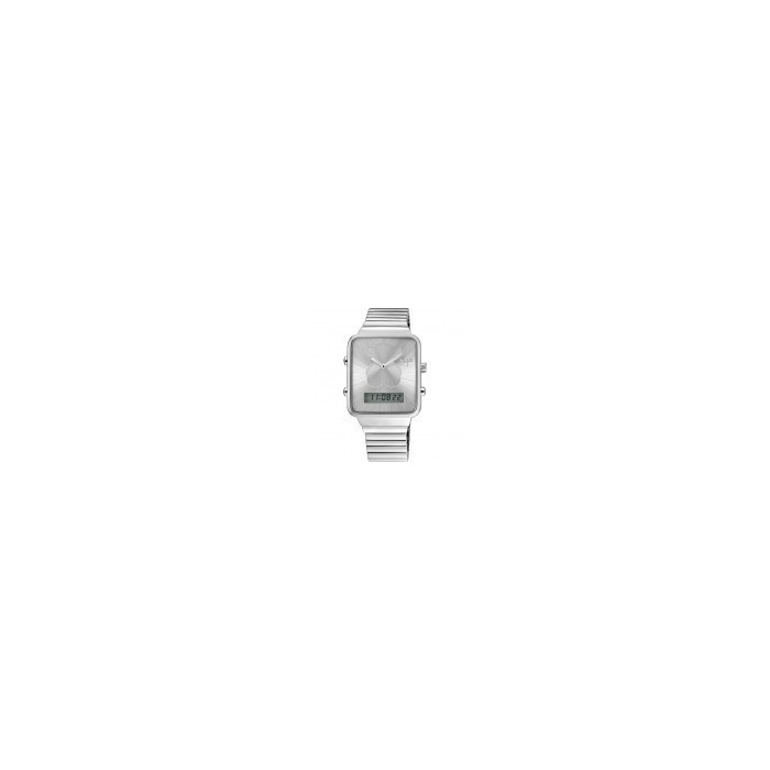 RELOJ TOUS I-BEAR ACERO DIGITAL SQUARE 700350120
