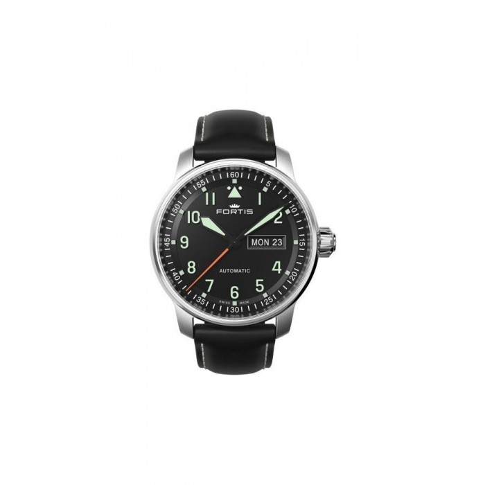 RELOJ FORTIS FLIEGER PROFESIONAL AUTOMATICO DAY DATE 7042111