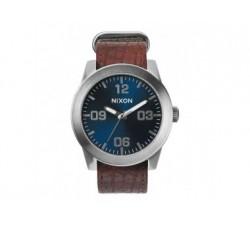 RELOJ NIXON CORPORAL SS BROWN BLUE A2431656