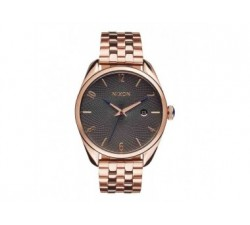 RELOJ NIXON LADY BULLET ALL ROSE GOLD A4182046