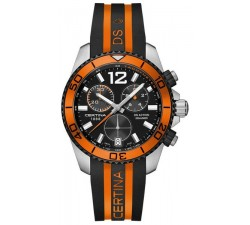 RELOJ CERTINA DS ACTION QUARTZ CRONO C0134172705701