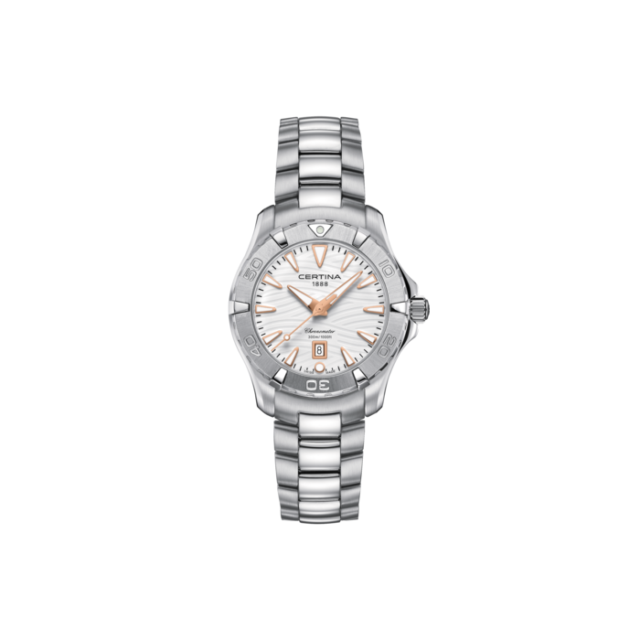 RELOJ CERTINA DS ACTION LADY PRECIDRIVE COSC C0322511101101