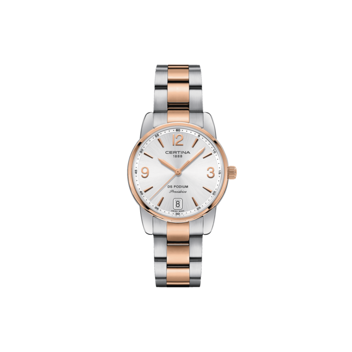 RELOJ CERTINA DS PODIUM LADY QUARTZ PRECIDRIVE C0342102203700