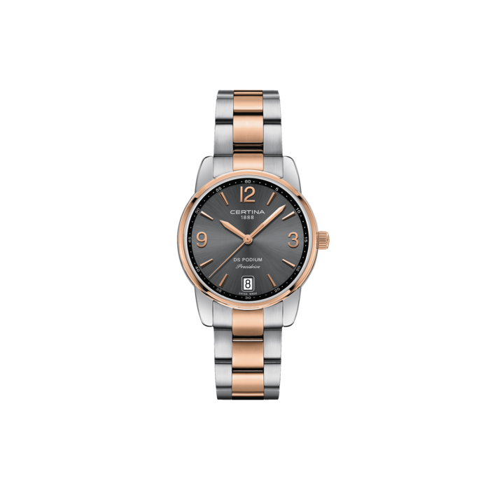 RELOJ CERTINA DS PODIUM LADY QUARTZ PRECIDRIVE C0342102208700