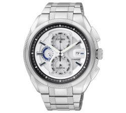 RELOJ CITIZEN ECO-DRIVE CRONO 020 SUPER TITANIO