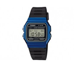 RELOJ CASIO RETRO F-91WM-2AEF
