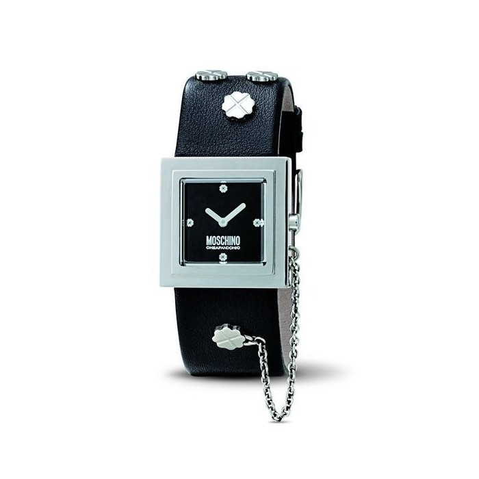 RELOJ MOSCHINO IT´S LUCKY TIME MW0082