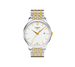 RELOJ TISSOT TRADITION QUARTZ T00636102203700
