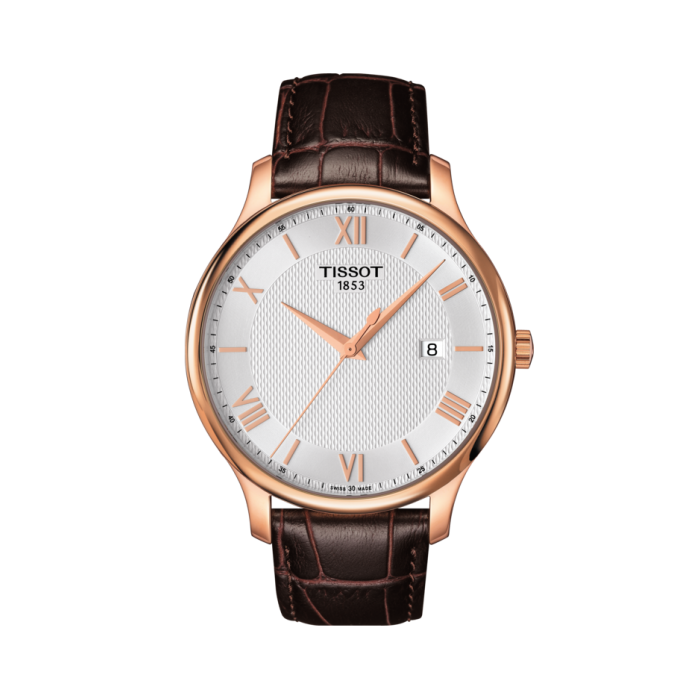 RELOJ TISSOT TRADITION QUARTZ T0636103603800