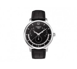 RELOJ TISSOT TRADITION CALENDARIO PERPETUO T0636371605700