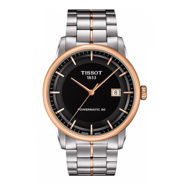 RELOJ TISSOT LUXURY POWERMATIC 80 ARMY T0864072205100