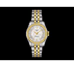 RELOJ TISSOT BALLADE LADY POWERMATIC 80 CERTIFICADO CHRONOMETER ESPIRAL DE SICILIO T1082082211700