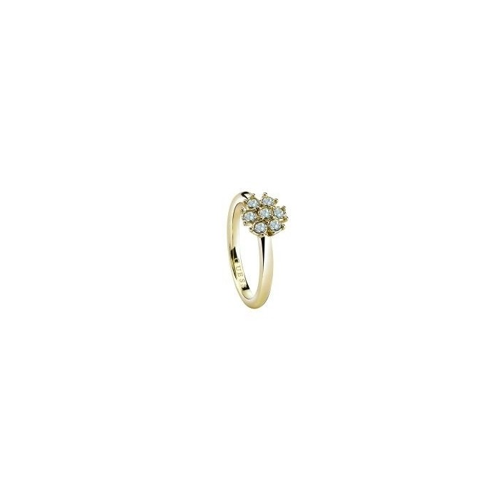 ANILLO GUESS JEWELLERY UBR28518-56 DORADO