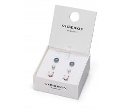 PENDIENTES VICEROY ACERO 3095E01019 PACK DE 3