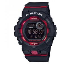 RELOJ CASIO G-SHOCK GBD-800-1ER NEGRO Y ROJO bluetooth