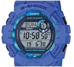 fb4ef9bcb37d Casio g-shock con bluetooth contador de pasos y sumergible 200 mt