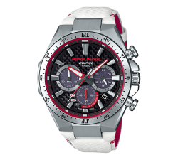 RELOJ CASIO EDIFICE EQS-800HR-1ER SOLAR HONDA RACING ED.LIMITADA