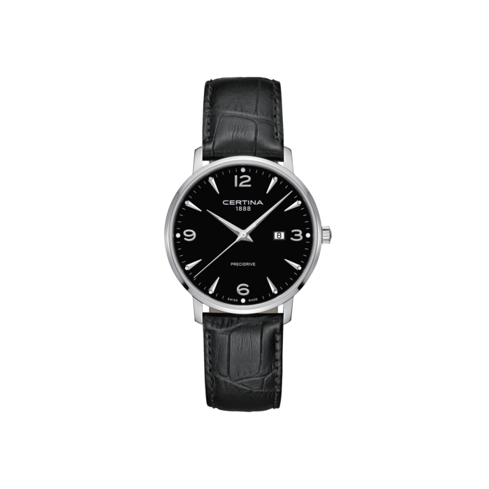 RELOJ CERTINA DS CAIMANO QUARTZ C0354103608700 CORREA MARRÓN