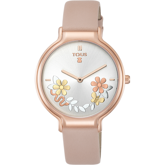 RELOJ TOUS REAL MIX MUJER ACERO IPRG 800350905