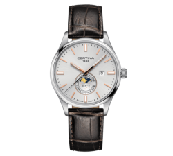 RELOJ CERTINA DS-8 MOON PHASE COSC C0334571603100