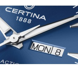 RELOJ CERTINA DS ACTION DAY DATE POWERMATIC80 C0324301604100